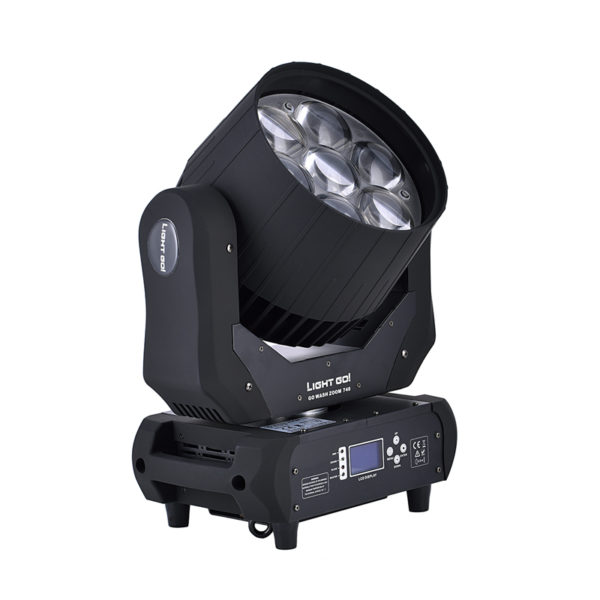 LIGHT GO! GO WASH ZOOM 740 7x40W RGBW