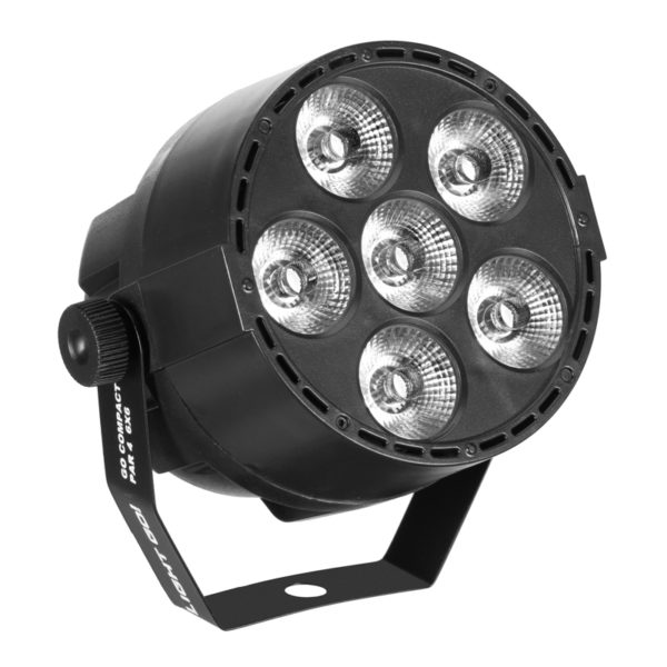 LIGHT GO! PAR COMPACT RGBW 4in1 6x6W